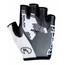 Roeckl Izeda Handschuh schwarz/weiß